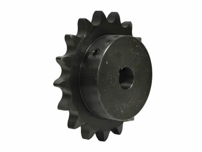 Roller Chain Sprocket – Carbon Steel & SS Power Transmission